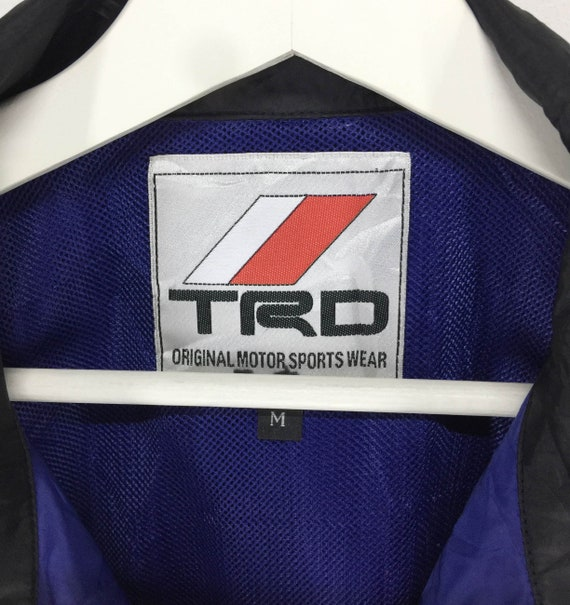 Rare!! TRD toyota racing developement vintage 90s… - image 6