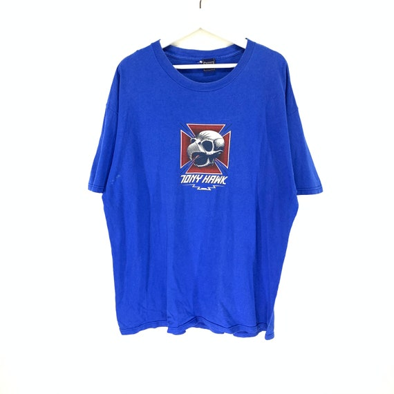 Rare!! Tony hawk logo vintage 90s shirt/birdhouse/