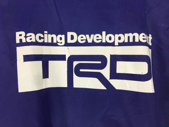 Rare!! TRD toyota racing developement vintage 90s… - image 5