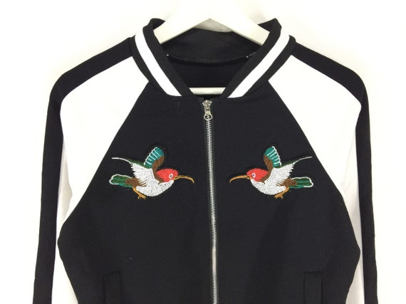 Rare!! Unbranded embroidered sukajan sweater - image 3