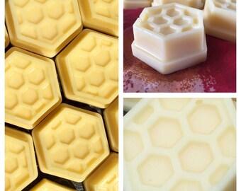 BeesWax Melts, wax tart , natural wax , uk