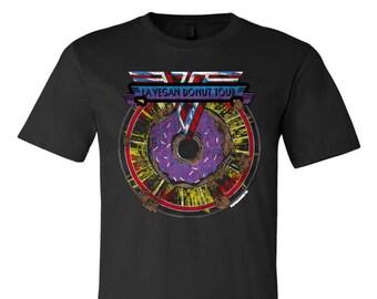 LA Vegan Donut Tour T-Shirt