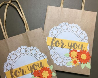 Mini Paper Gift bags