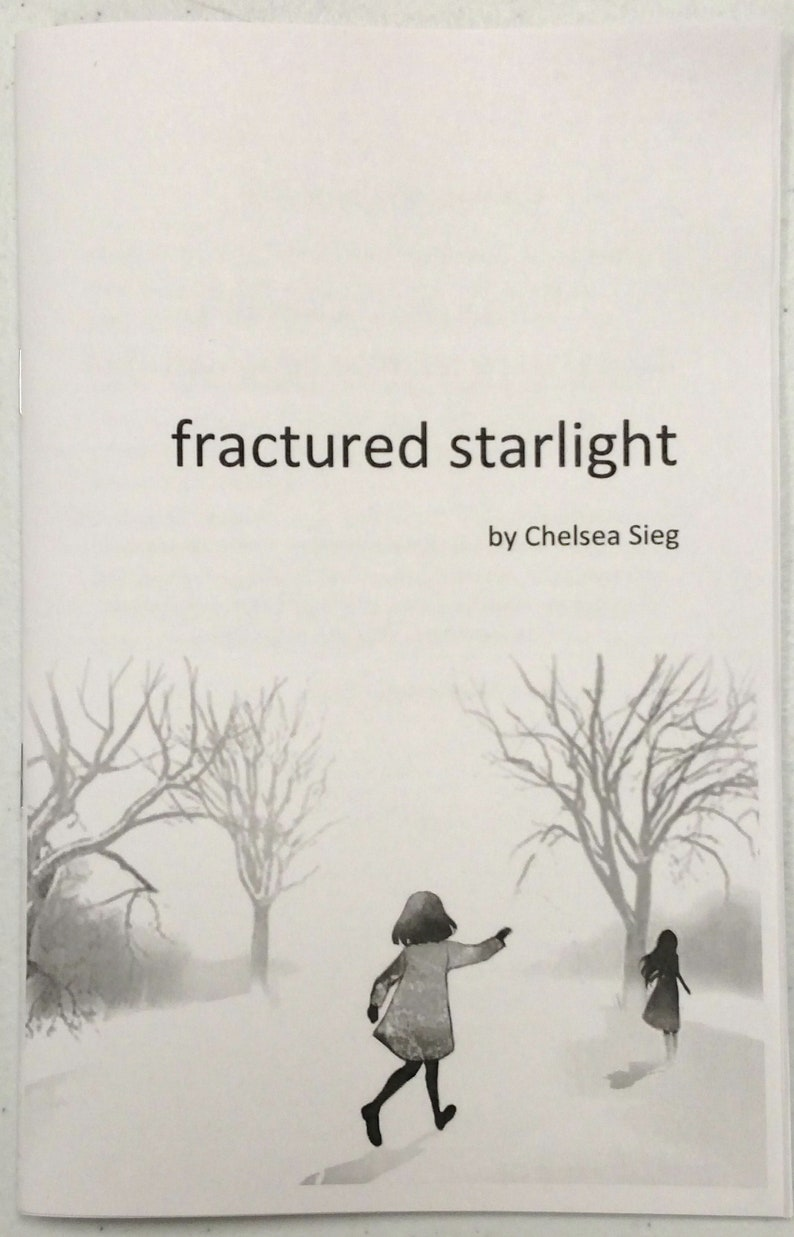 fractured starlight Physical Book image 0