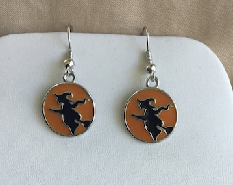 Witch earrings Halloween Earrings witch jewelry Halloween jewelry costume jewelry Halloween accessories : witch costume jewelry  - Germanpascual.Com