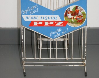 Advertising display PPZ