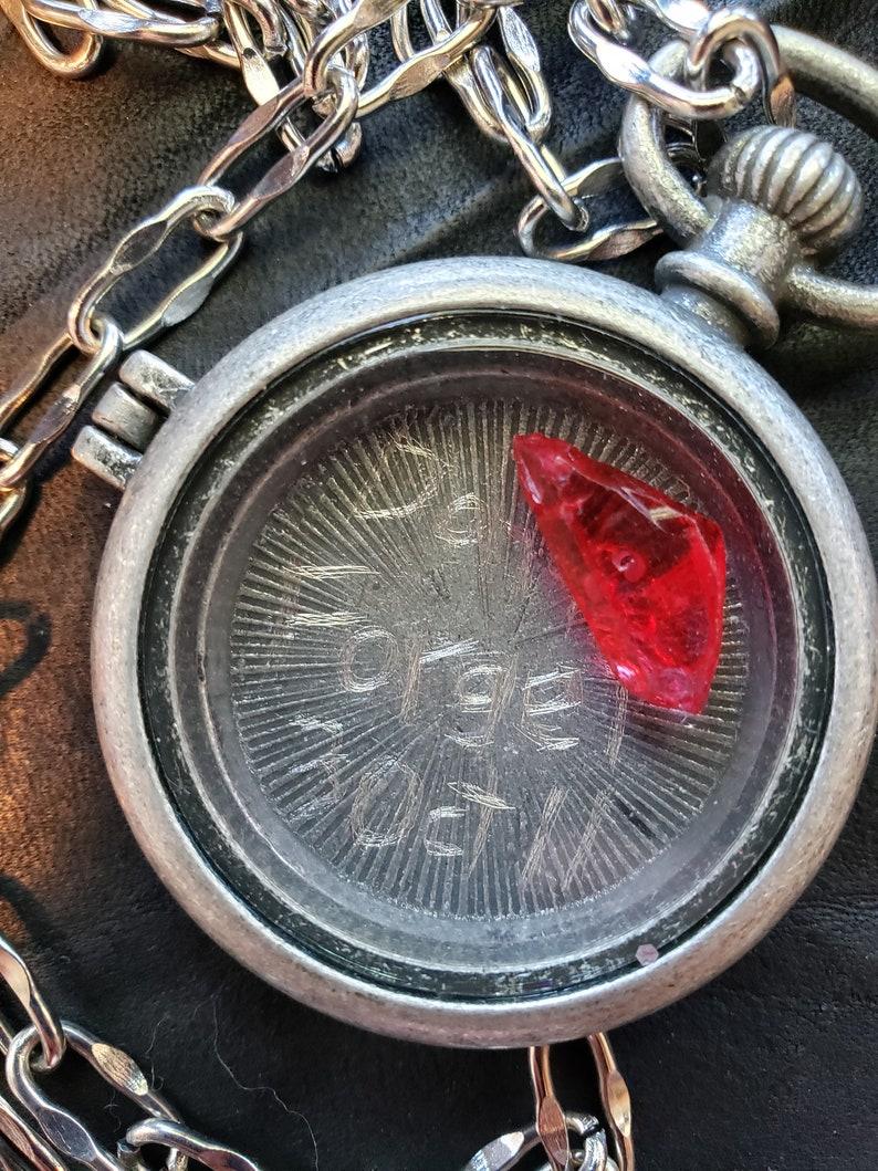 Fullmetal Alchemist Philosopher's Stone Locket | Etsy