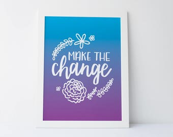 PDF Make the Change Print