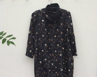 Pure Silk Taffeta Dress