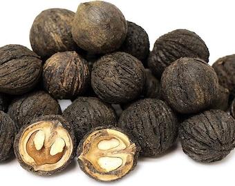 25 Black Walnuts In Shell, Fresh Walnuts