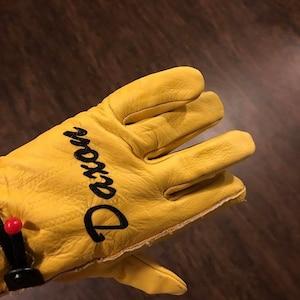 Construction Worker Gloves Gift for Men Wells Lamont Work Gloves Custom Work Gloves Customized Personalized Gardening Working Gloves