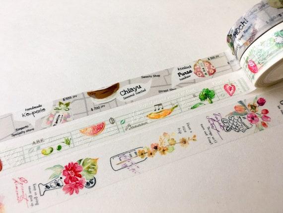 Washi Tape Sample 15mm x 1m Marmor Nr.12