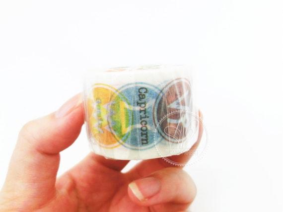 Astronomy  Encyclopedia  Educational Washi Masking Tape 29mm width Moodtape Planet