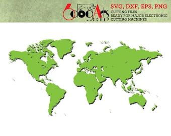 Svg 3d karten | Etsy
