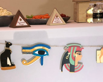 Egyptian Party Etsy