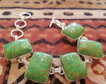 Turquoise Handmade Bracelet