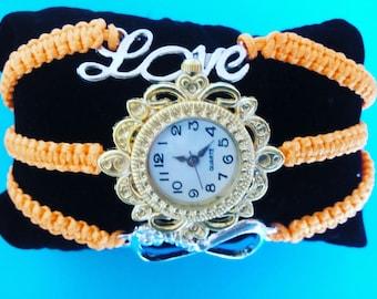 3 in 1 watch bracelet love infinity
