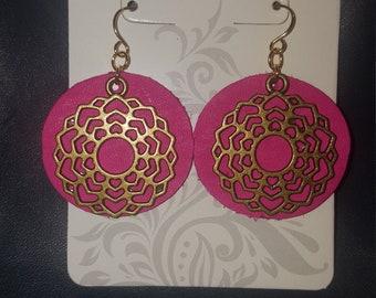 Crown Chakra  earrings