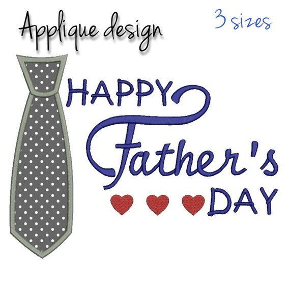 Embroidery Machine Designs Happy Father's day dad Digital instant Download  in the hoop pes files towel pes in the hoop daddy