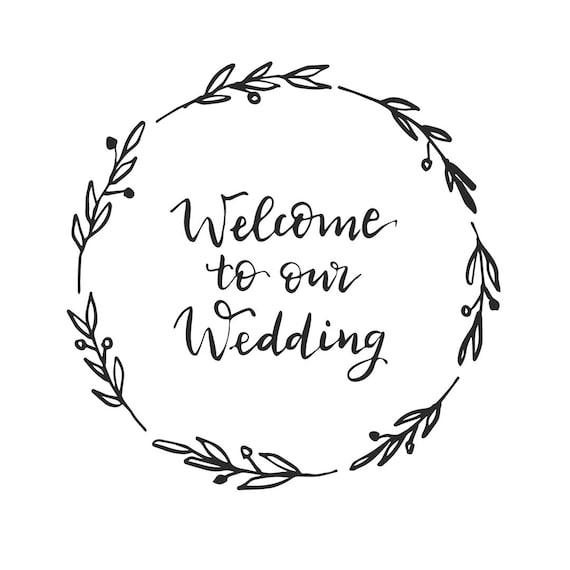 Vintage Hochzeitsblumen Rahmen Kreis Grafiken Svg Dxf Eps Png Etsy