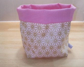 Basket, basket cotton can be used as empty Pocket