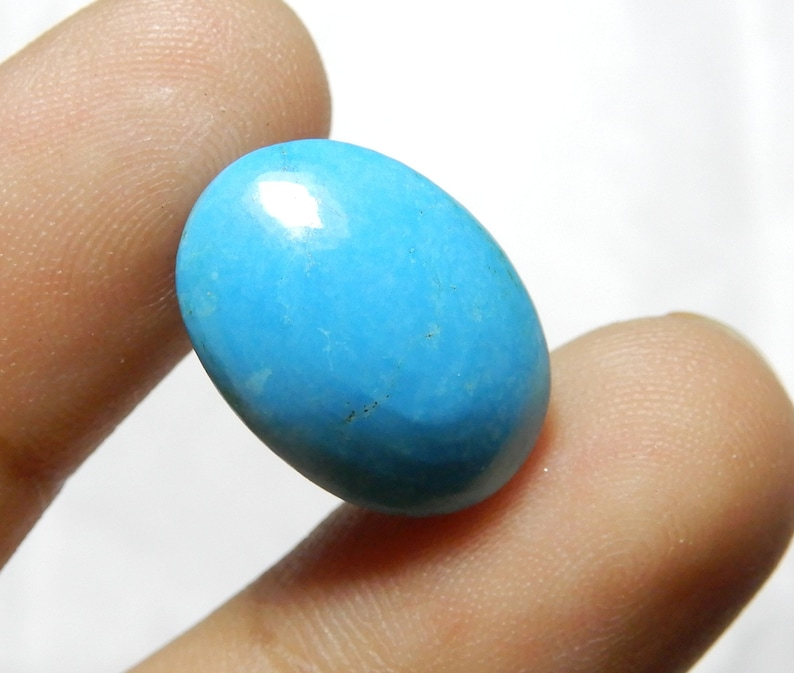 Amazing Quality Tibetan Turquoise Oval Cabochon 15x11x7 MM Size Designer Cabochon 10.40ct Oval Shape AAA++ Quality Semi precious K3