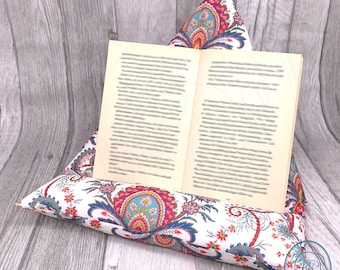 Reading pillows, tablet pillows, bookend, product of Provence