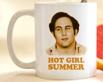 Son of Sam Mug, Cults,  Serial Killers, Cult Leader Mug, Dark Humor Mug, Funny Coffee Mug