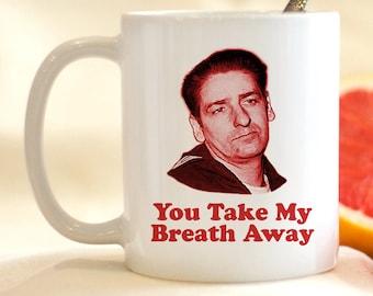 Boston Stranger Mug, Cults,  Serial Killers, Cult Leader Mug, Dark Humor Mug, Funny Coffee Mug