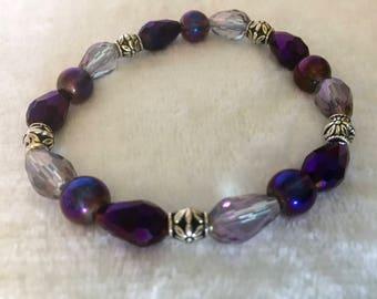 Beaded Bracelet • Yoga Bracelet • Stacking Bracelet • Jewelry • Gifts