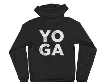 YOGA Hoodie sweater