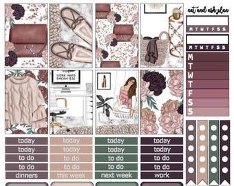 Jenna | Weekly Printable Planner Kit