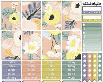 Emily | Weekly Printable Planner Kit