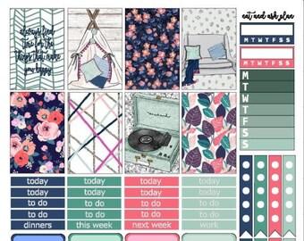 Sophia | Weekly Printable Planner Kit