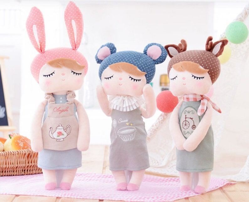 Personalized Metoo Angela Doll Baby Toy Birthday Christmas Easter Thanksgiving Childrens Day Any Occassion Genuine Soft Plush