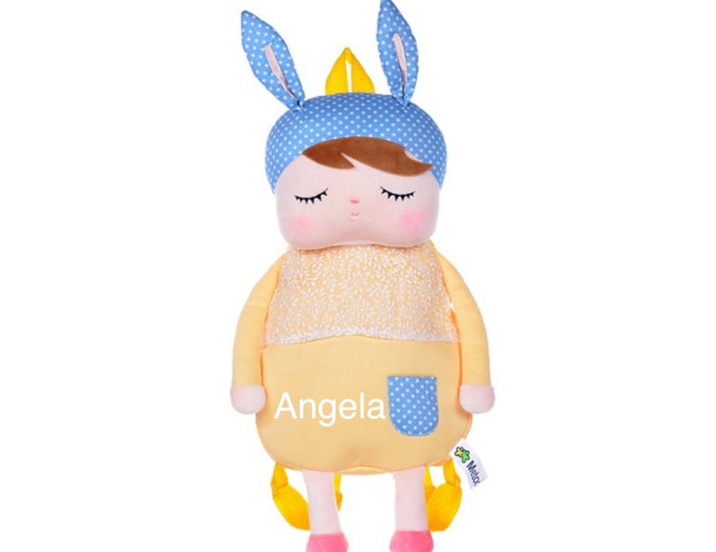Any Occassion Birthday Thanksgiving Sc Soft Kids Toy Genuine Christmas Children/'s Day Easter Plush Personalized Backpack Girl Toy