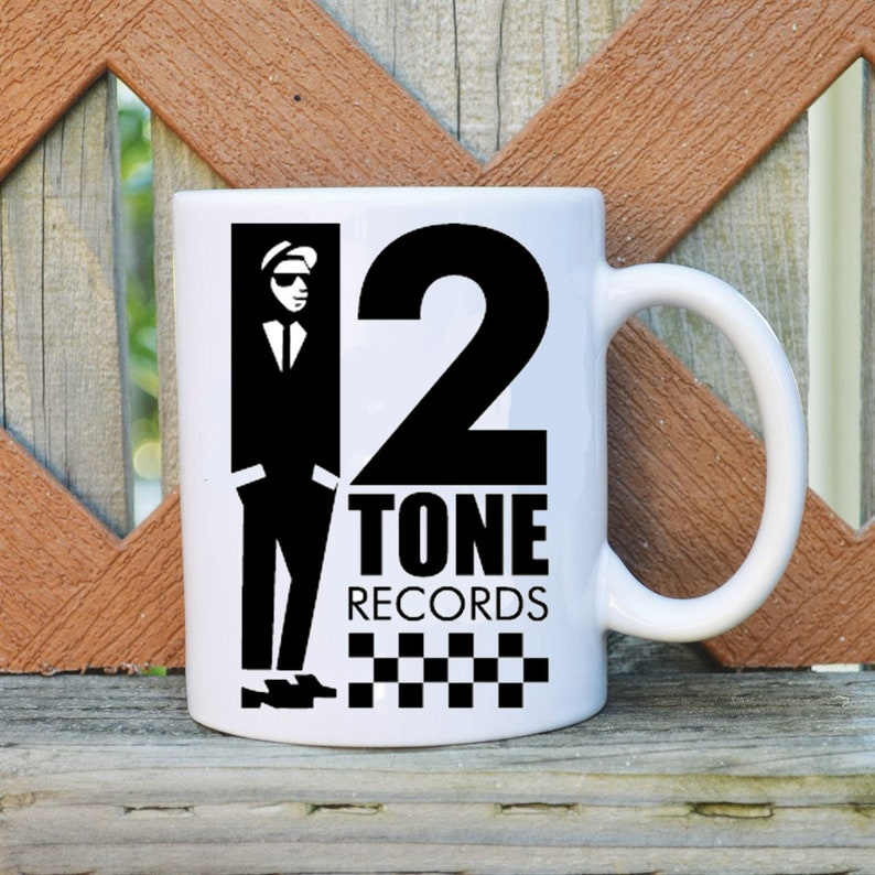 2 Tone Records Mug
