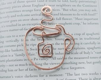 Tea Lover Gift, Tea Bookmark, Tea Gift, Tea Lover, Tea Gift Idea, Gift for Tea Lover, Tea Cup Gift, Tea Gifts, Gift for Mum, Mom Gift Idea