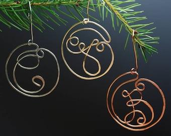 unique christmas ornaments etsy