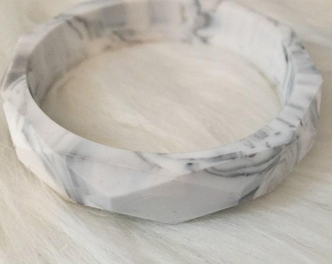 Bracelet silicone de dentition pour maman et bébé-idée cadeau-idéal pour les poussées dentaires