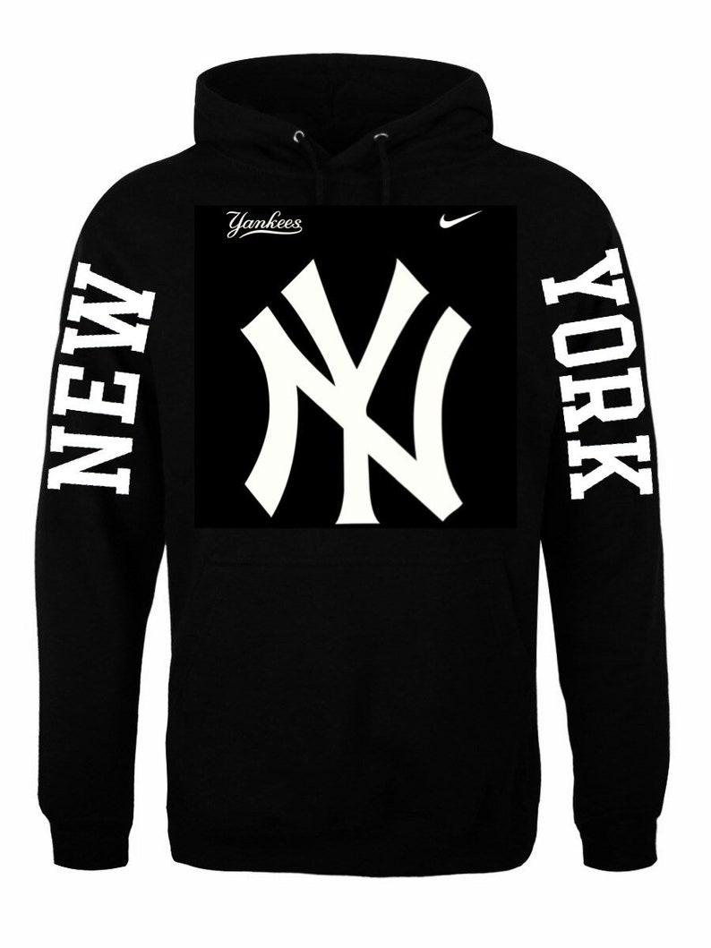 san francisco 88968 1be1c NY Yankees Hoodie