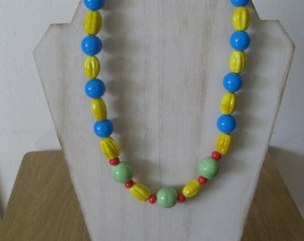 Summer Skies Necklace