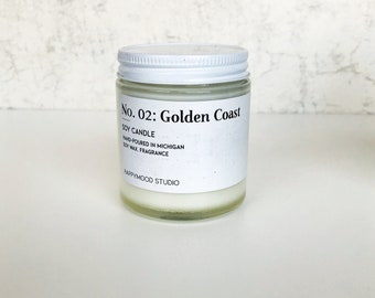No 2. Golden Coast / Fresh / Mini