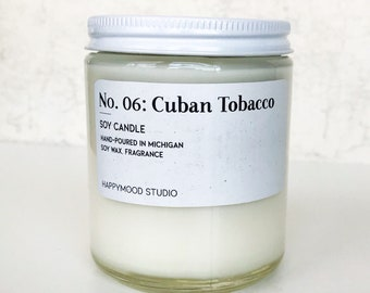 No 6.  Cuban Tobacco / Woods / Standard