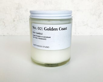 No 2. Golden Coast / Fresh / Standard