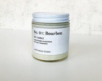 No 1 Bourbon / Spice / Mini