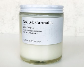 No 4. Cannabis / Botanical / Standard