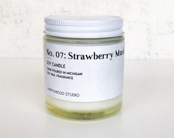 No 7. Strawberry Musk / Fruity / Mini