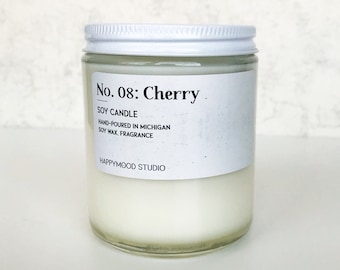 No 8. Cherry / Fruity / Standard