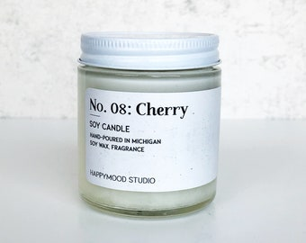 No 8. Cherry / Fruity / Mini